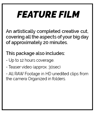 Feature Film Package